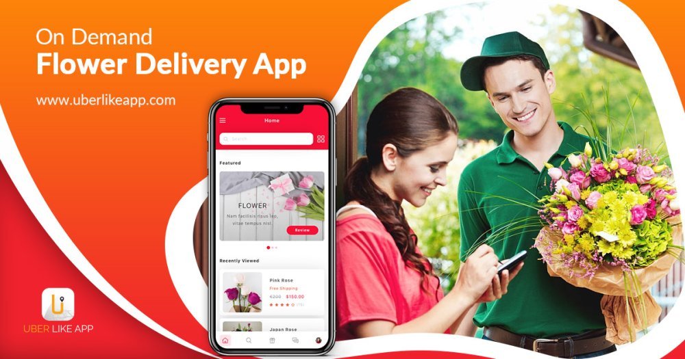 Strategies to develop an on-demand flower delivery app
