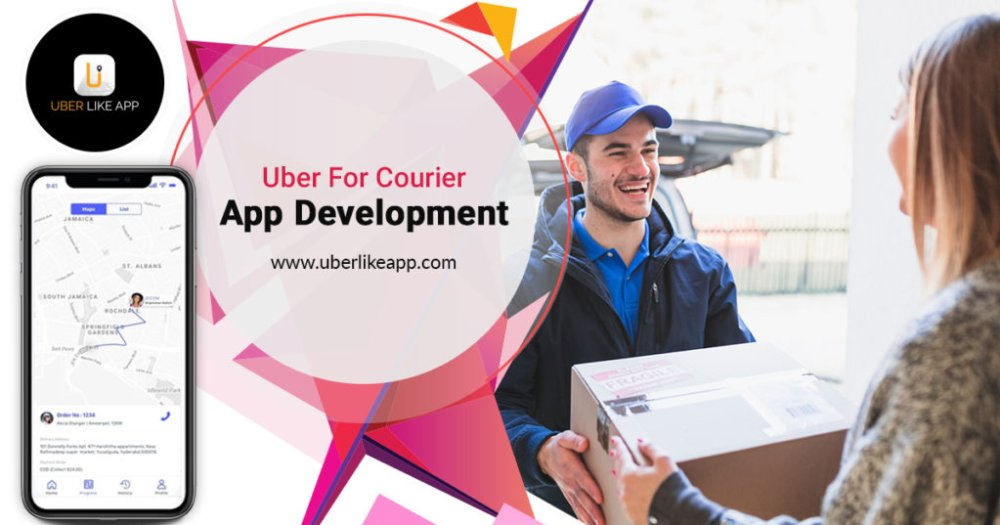 Which is the best on-demand courier delivery app development company