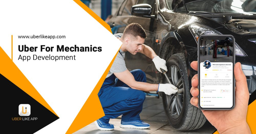 on-demand mechanic app and the crucial features required to run this business