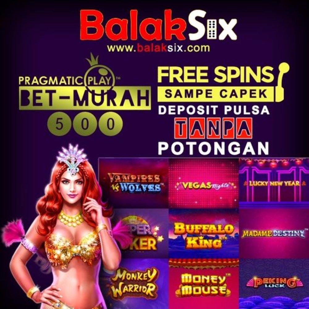 Slot Online Deposit Pulsa Tanpa Potongan ( Turnover Kecil )
