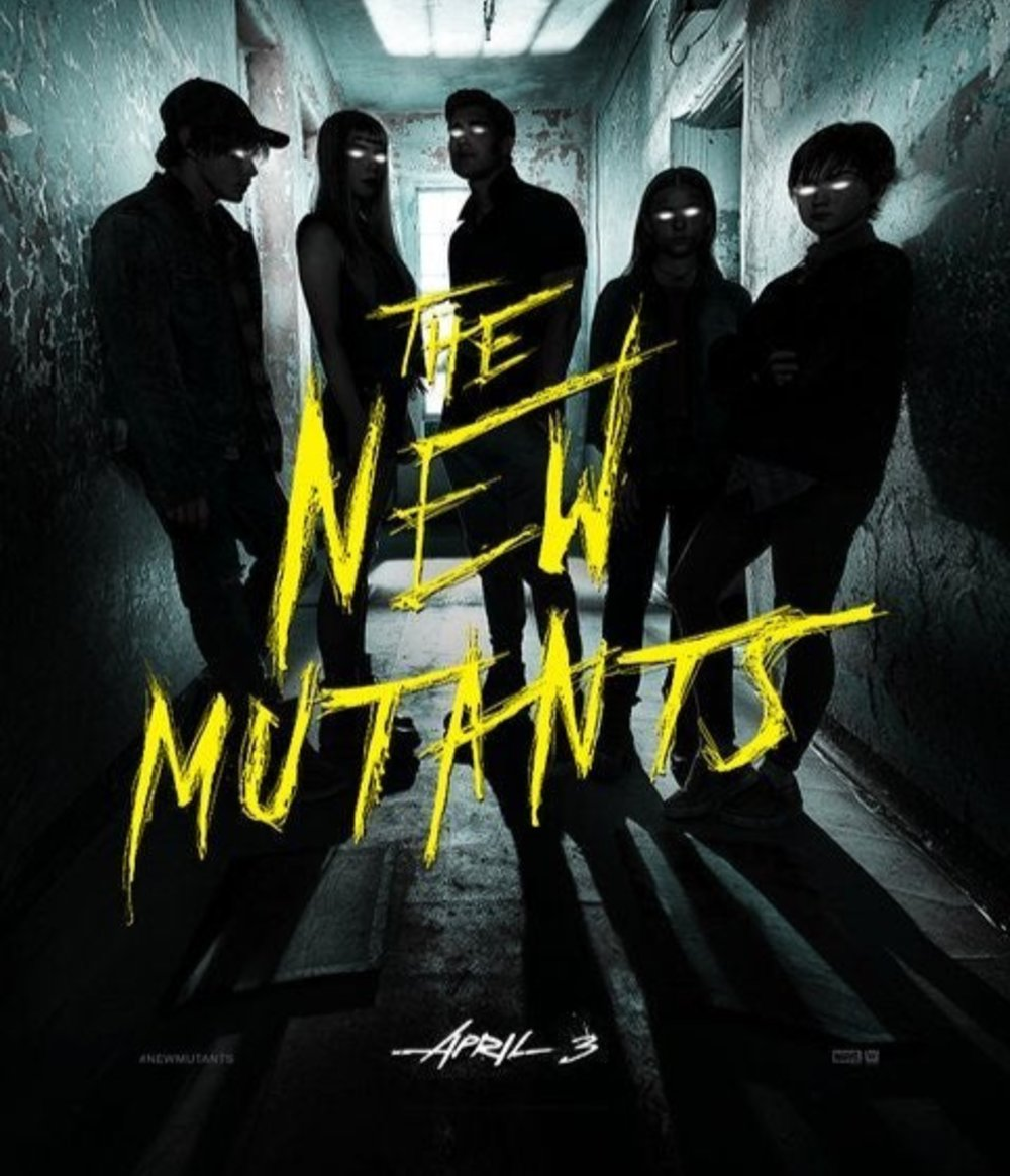 Nonton Film The New Mutants (2020) Subtitle Indonesia