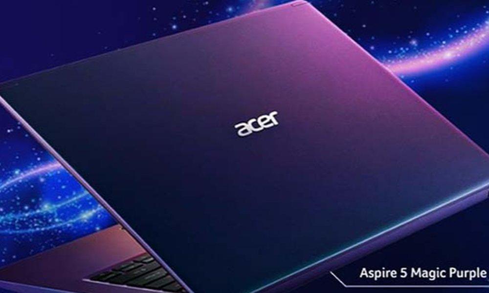 पर्पल एडिशन के साथ Acer ने भारतीय मार्केट में नया लैपटॉप पेश किया.