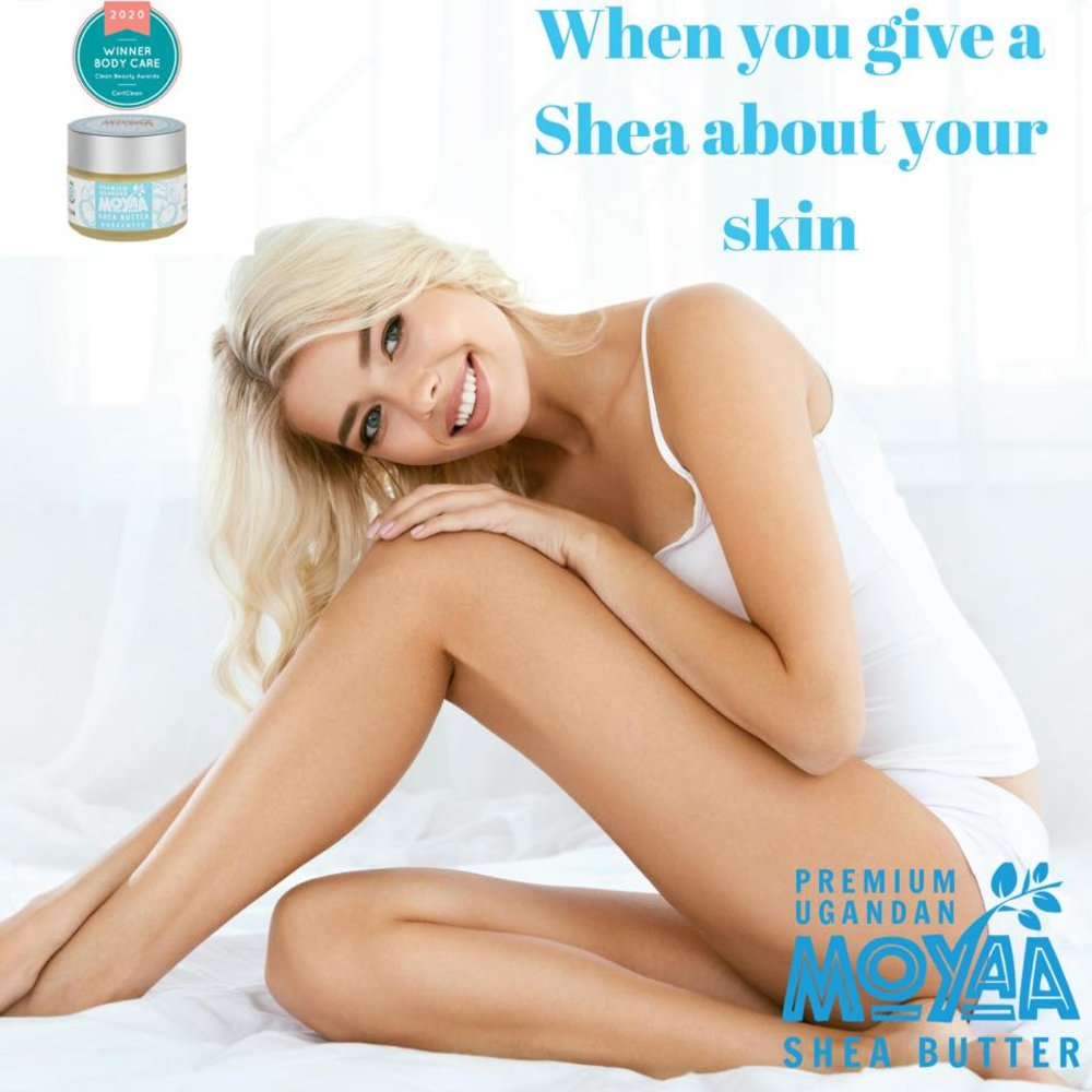 Moyaa Shea Butter available in Bulk size!