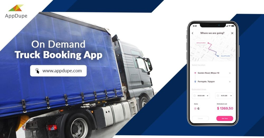 Launching a high-end on-demand moving service app with the help of Lynk clone