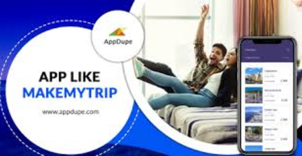 Developing a feature-rich travel booking app with the help of the MakeMyTrip App