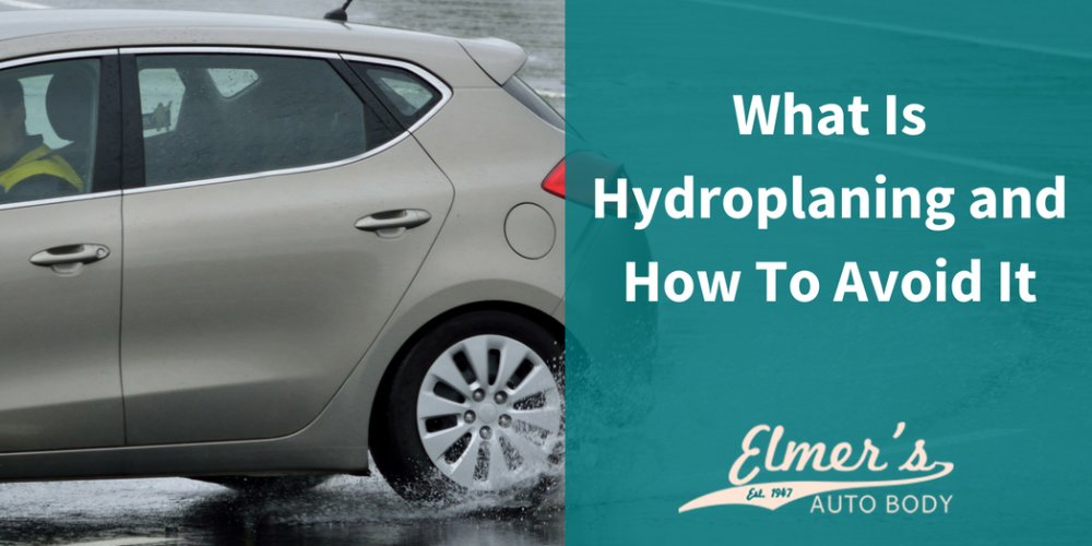 What Is Hydroplaning and How To Avoid It