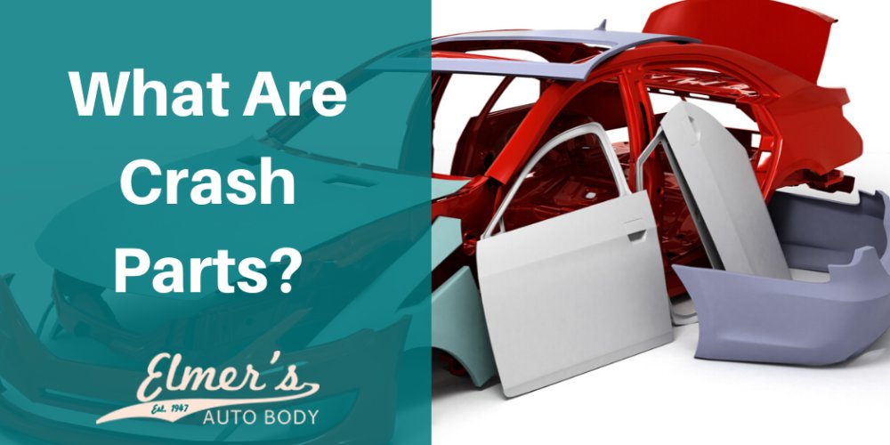What Are Crash Parts?
