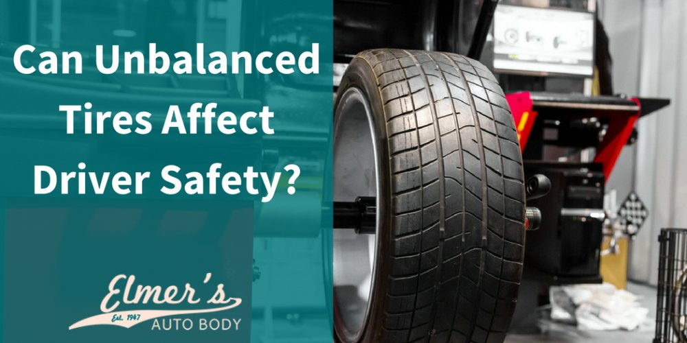 Can Unbalanced Tires Affect Driver Safety?