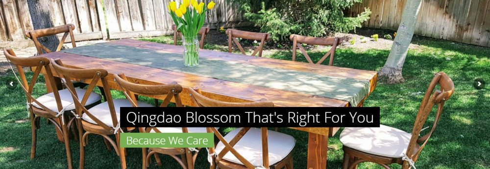 Where to Buy Banquet Tables and Chairs Wholesale