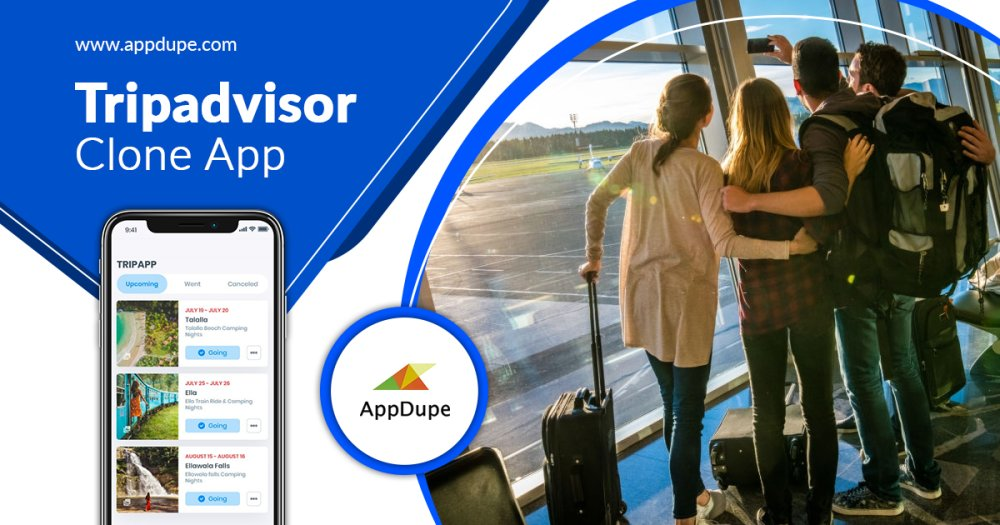 Tripadvisor clone app- a tool to plan your trip precisely