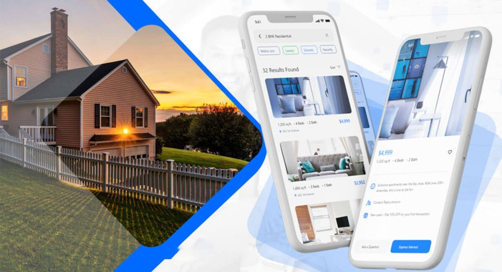Zillow clone app - an influential tool to carry out real estate business
