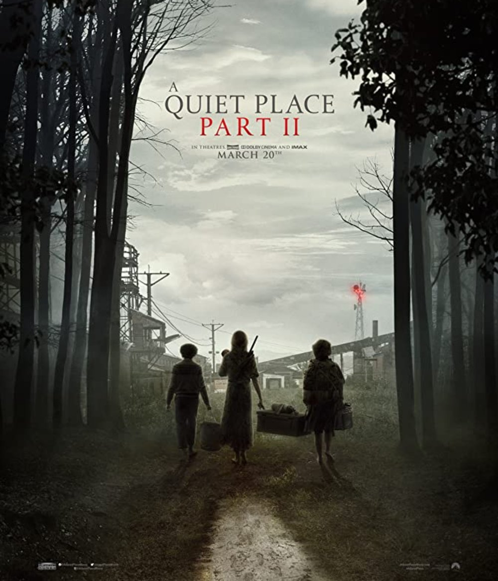 Nonton Film A Quiet Place Part II (2021) Subtitle Indonesia