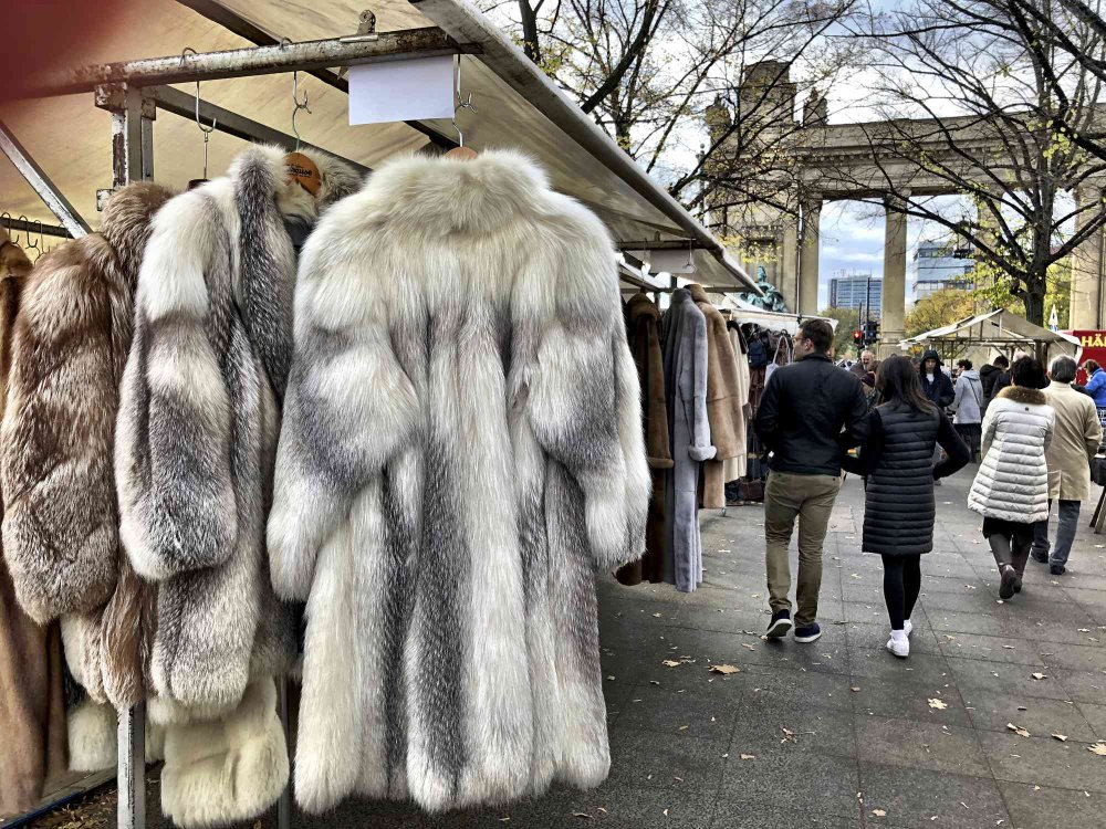 How to choose a top-quality real fur coat