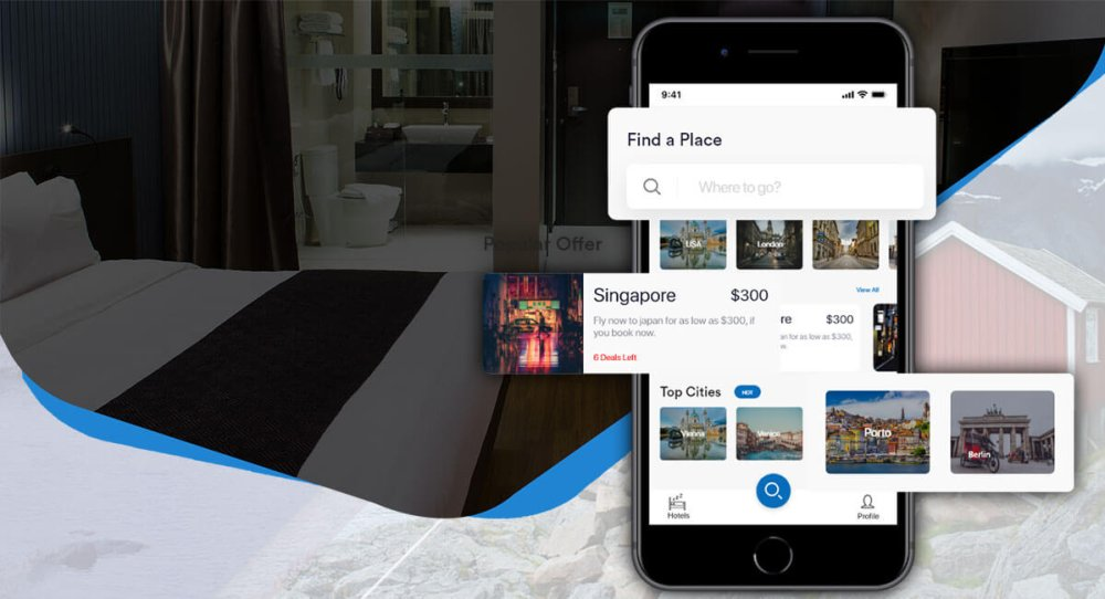 Developing a seamlessly working vacation rental app