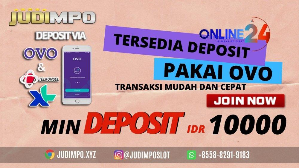 Situs Judi Slot Deposit Ovo JUDIMPO