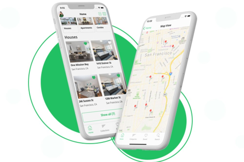 Entities to keep track of in developing a real estate app