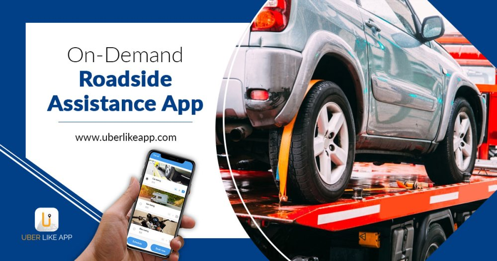 How to develop an app like Uber for your roadside assistance business