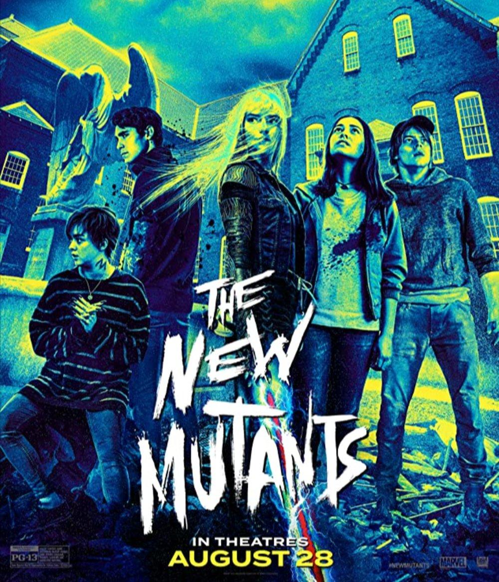 The New Mutants (2020) Quality HD Sub Indo