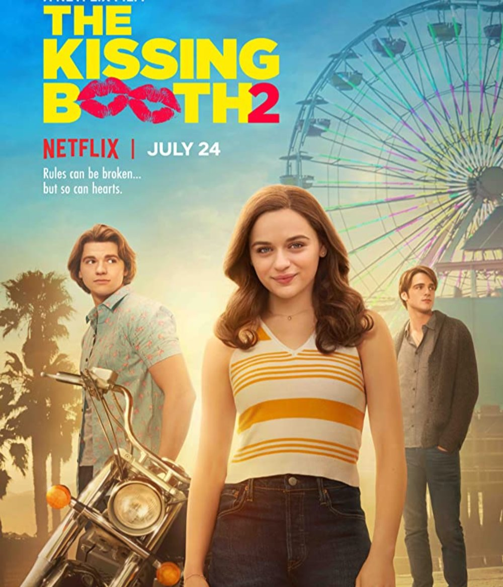 Nonton Film The Kissing Booth 2 (2020) Subtitle Indonesia
