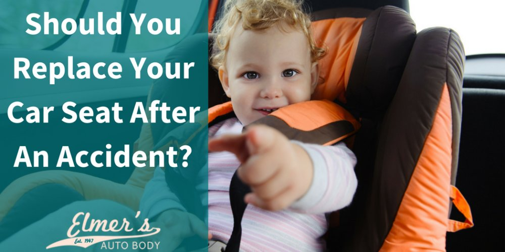 Should You Replace Your Car Seat After An Accident?