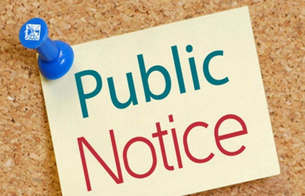 Public Notice - Definition and Characteristics