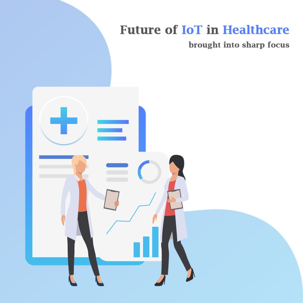Future of IoT in Healthcare brought into sharp focus