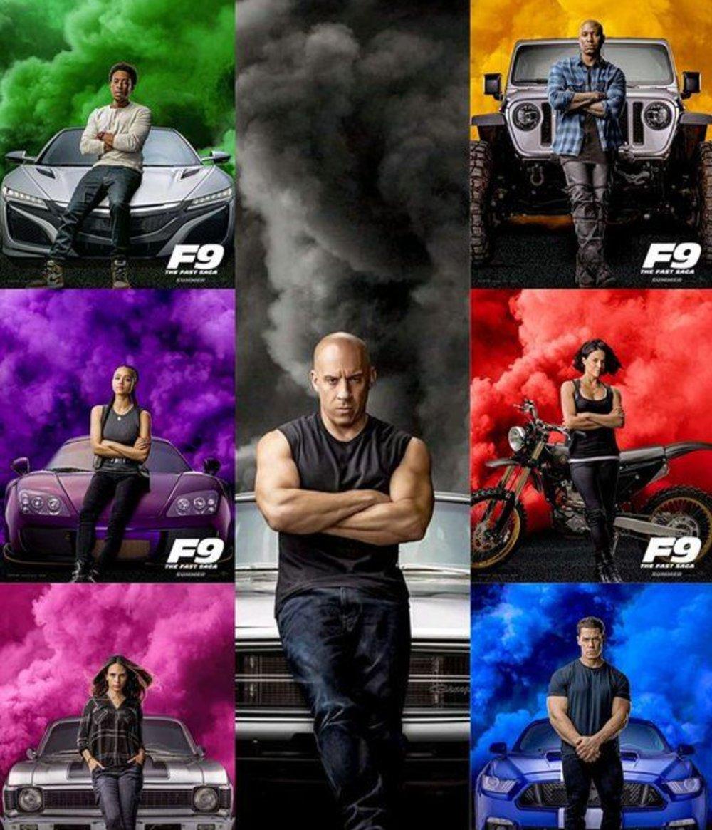 Nonton Film Fast & Furious 9 (2021) Subtitle Indonesia