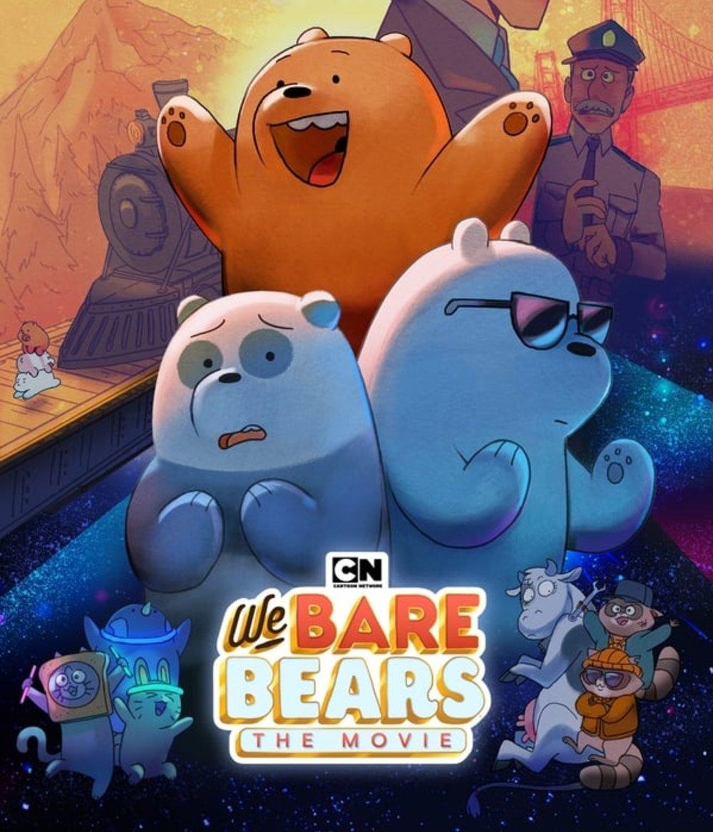 We Bare Bears: The Movie (2020) Quality Bluray Sub Indo