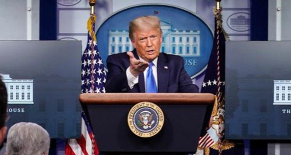 हारने पर भी नहीं दे सकता सत्ता छोड़ने की गारंटी: डोनाल्ड ट्रम्प