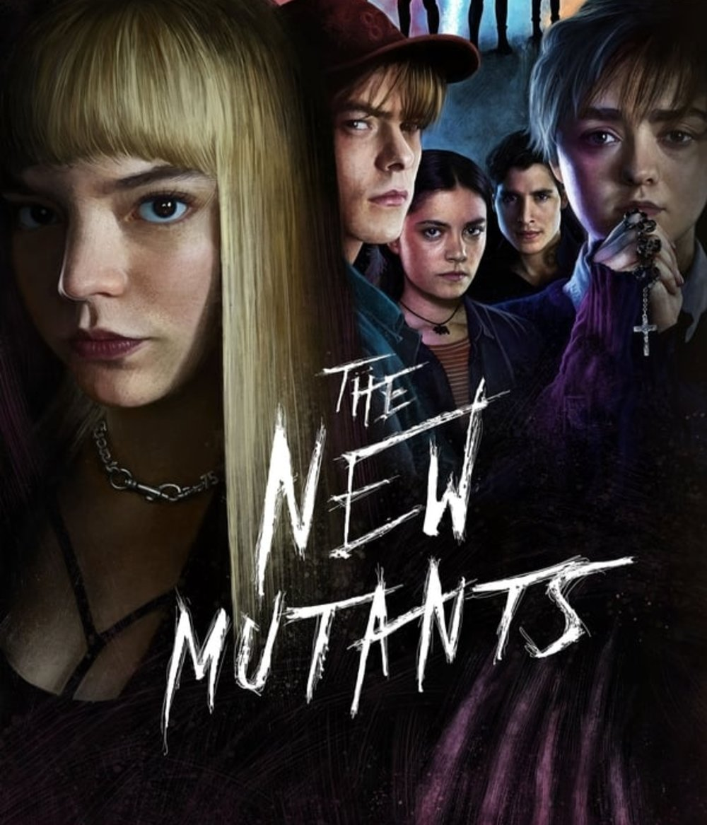 Nonton Film The New Mutants (2020) HD Subtitle Indonesia