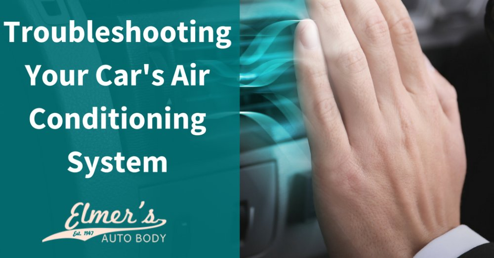 Troubleshooting Your Car's Air Conditioning System