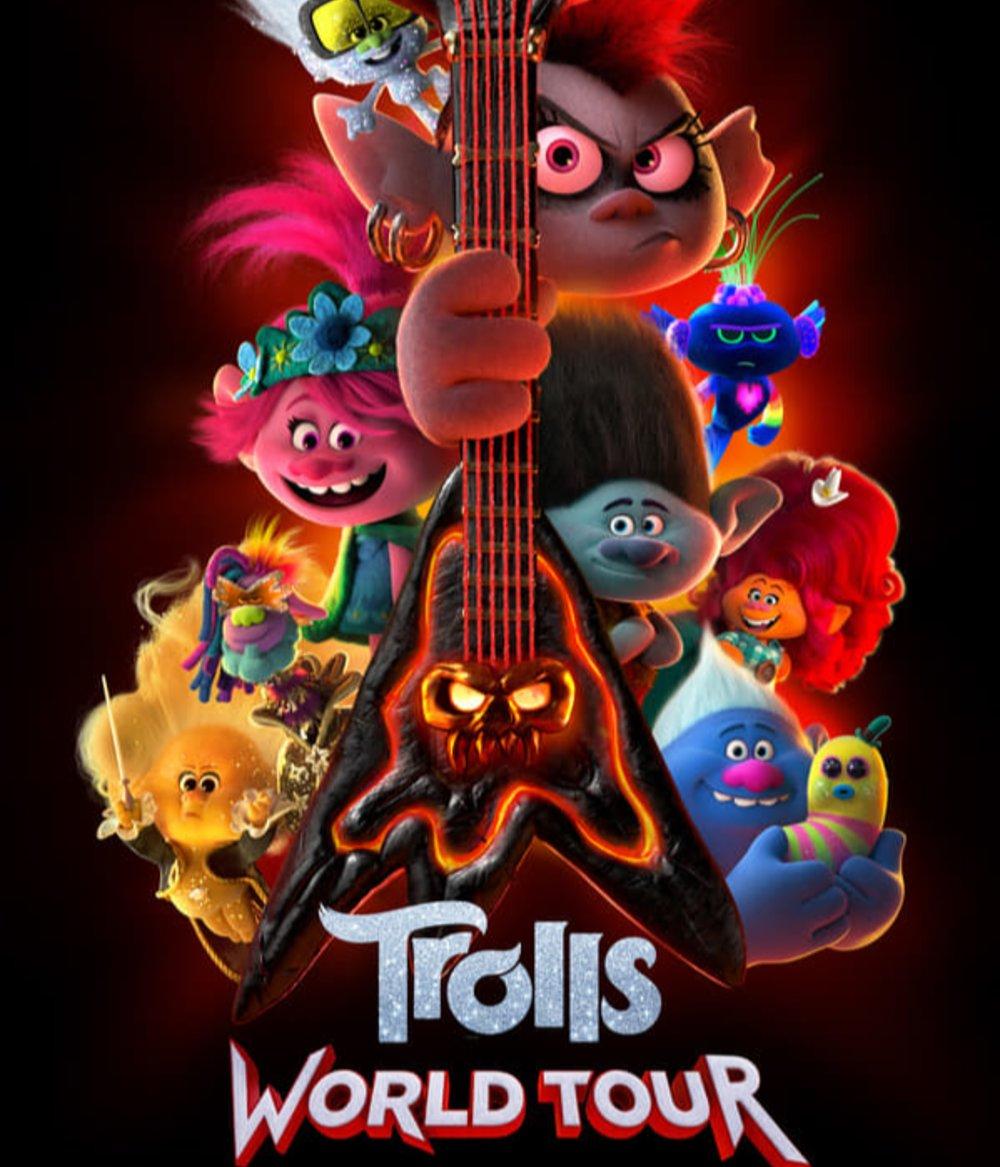 Film Animation Trolls World Tour (2020) Quality HD Sub Indo