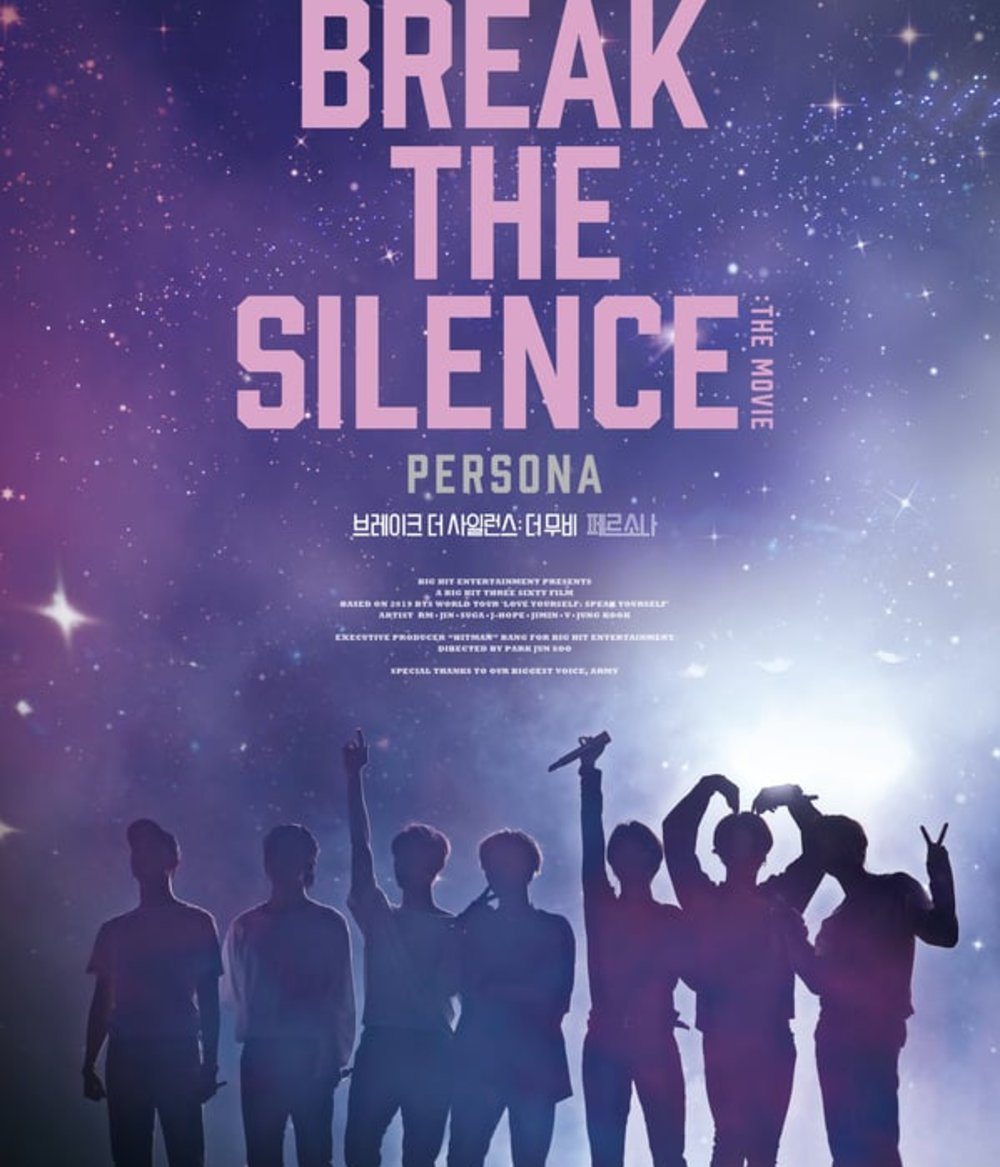 123Movies.!! WATCH Break The Silence: The Movie (2020) HD Free Download