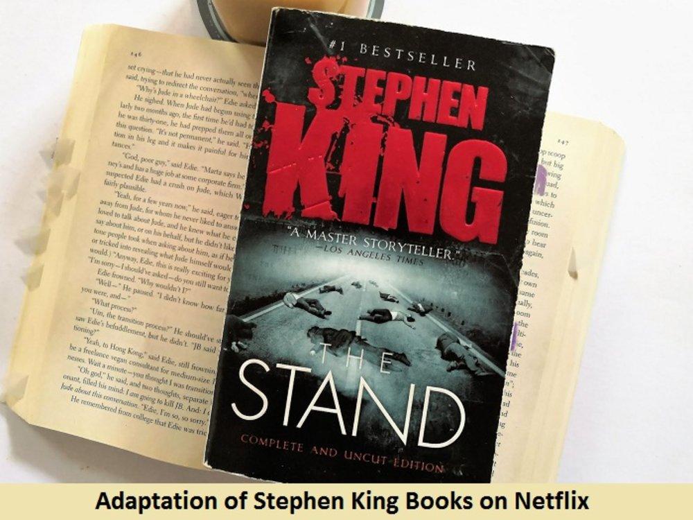 Adaptation of Stephen King Books on Netflix