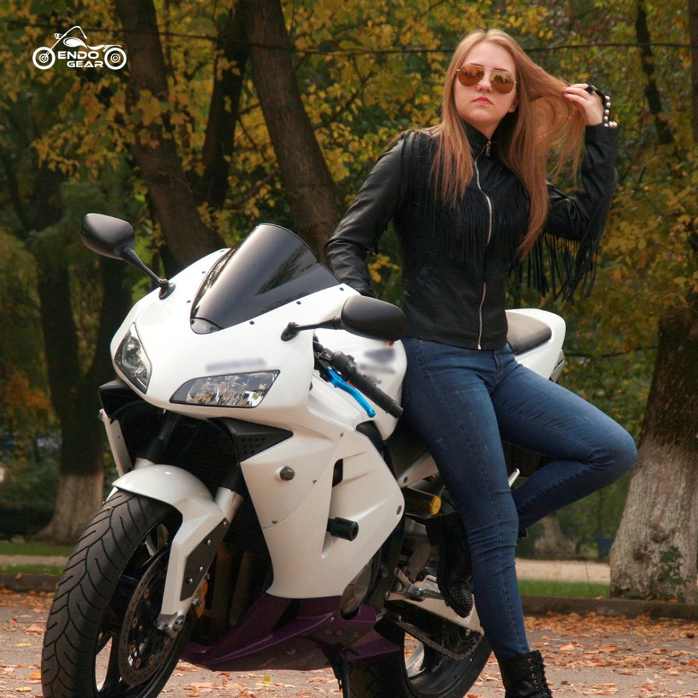 Women Motorcycle Jeans - A Blend Of Fashion And Protection