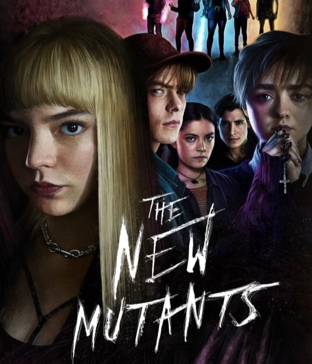 Nonton Film The New Mutants (2020) HD Cinema21 Sub Indo