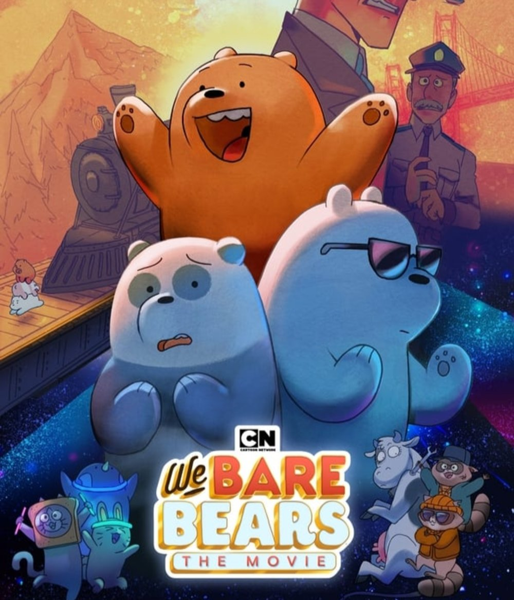 123Movies.!! WATCH We Bare Bears: The Movie (2020) HD Free Download