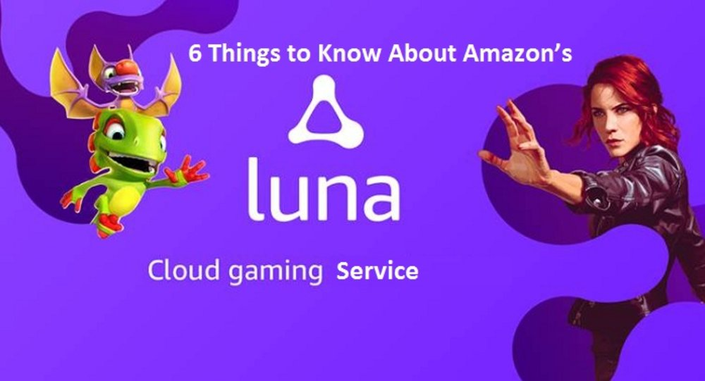 6 Things to Know About Amazon's Luna Cloud Gaming Service