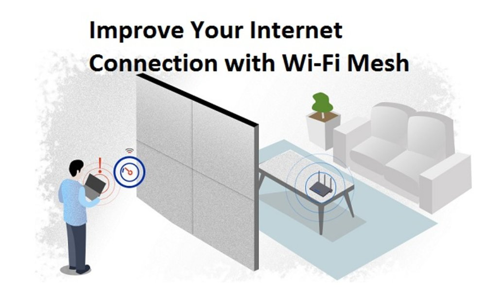 Improve Your Internet Connection with Wi-Fi Mesh