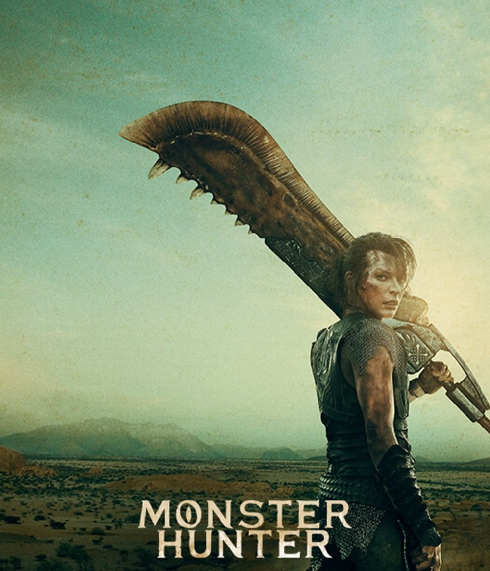Nonton Film Monster Hunter (2020) Subtitle Indonesia