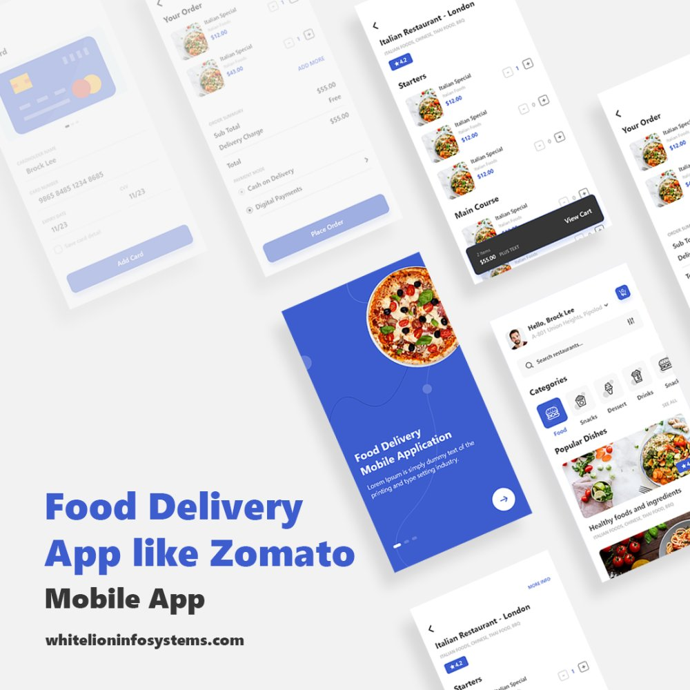 Robust On-demand Food Delivery App To Meet Business Goals