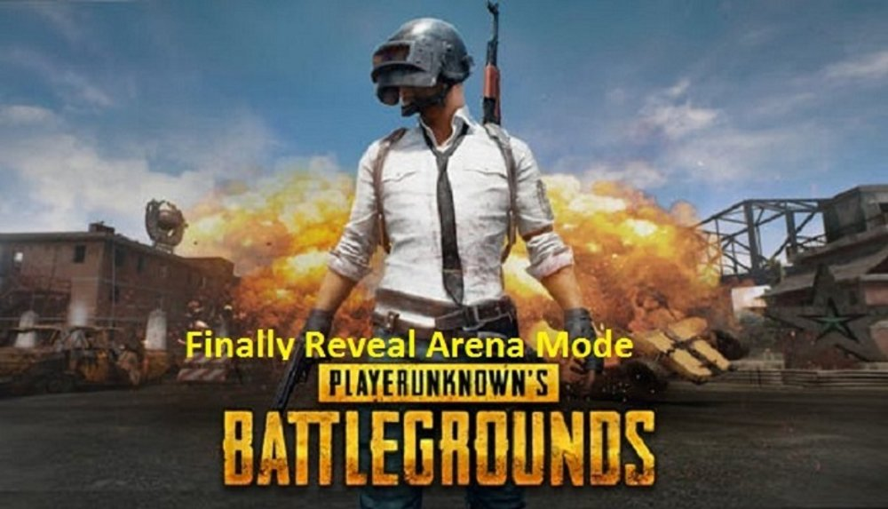 PlayerUnknown's Battlegrounds Finally Reveal Arena Mode