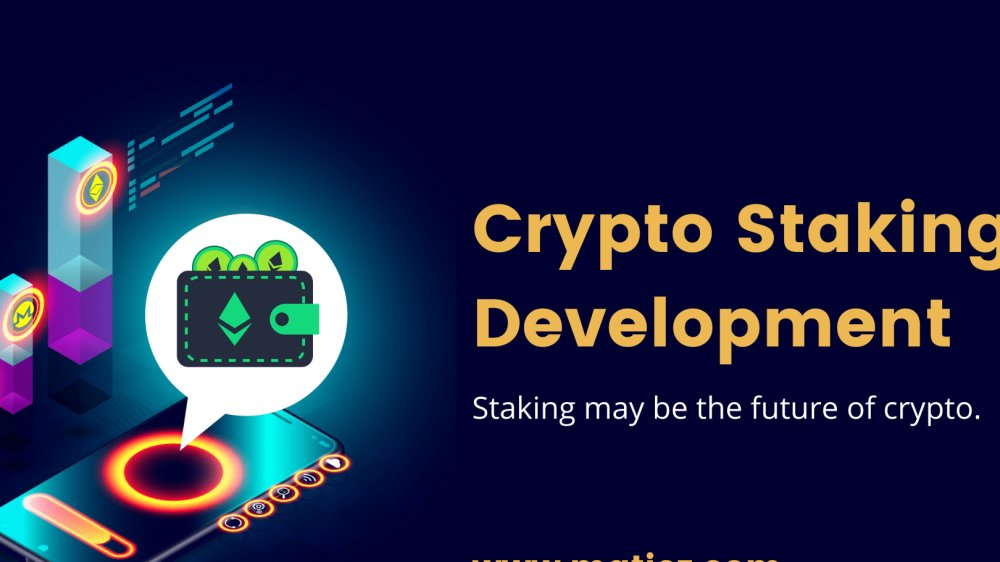 What is Crypto Staking ? How to Start staking platform?