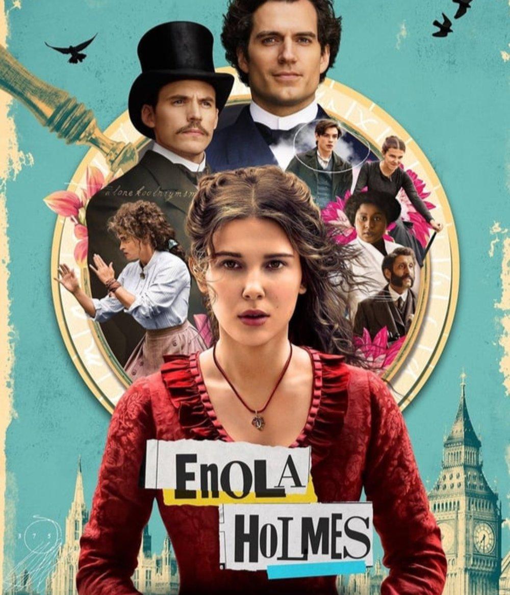 123Movies.!! WATCH Enola Holmes (2020) HD Free Download