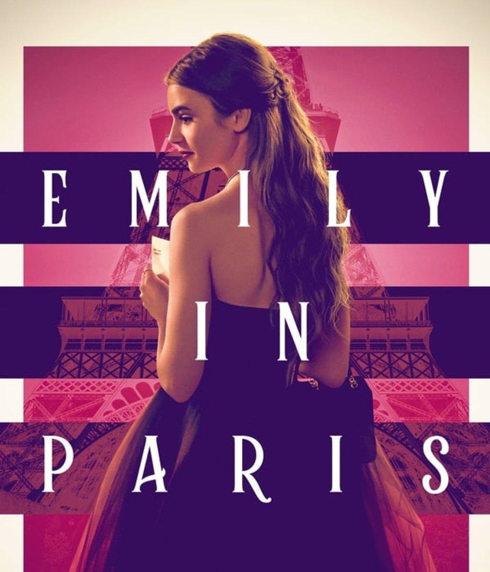 Film Emily In Paris (2020) Quality Bluray Sub Indo