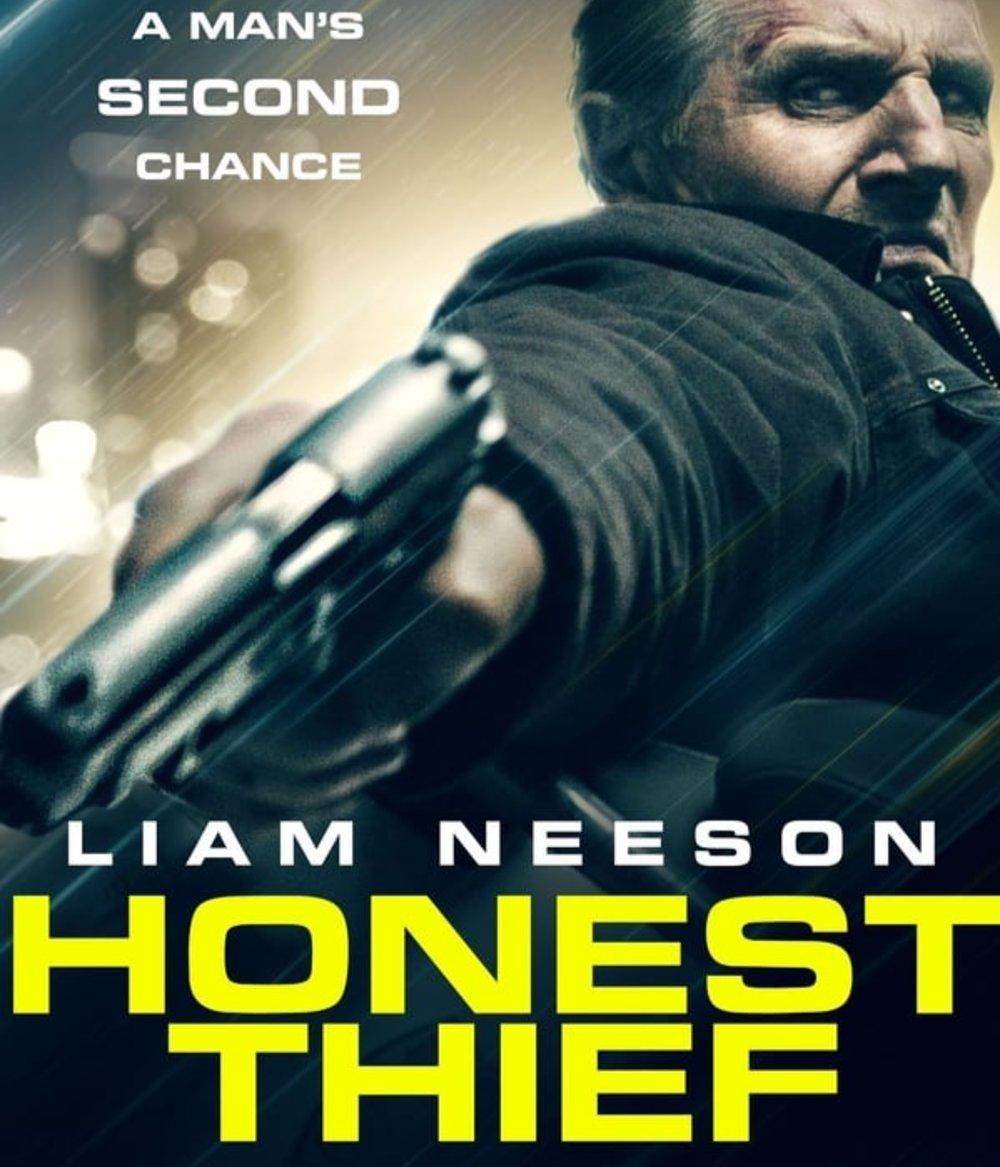 Film Honest Thief (2020) Quality Bluray Sub Indo