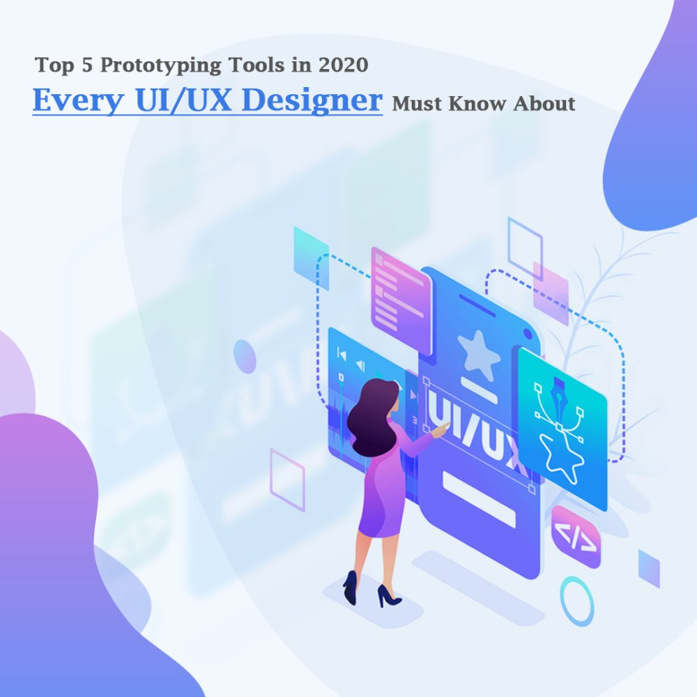Top 5 Prototyping Tools in 2020 Every UI/UX Designer Must Know About
