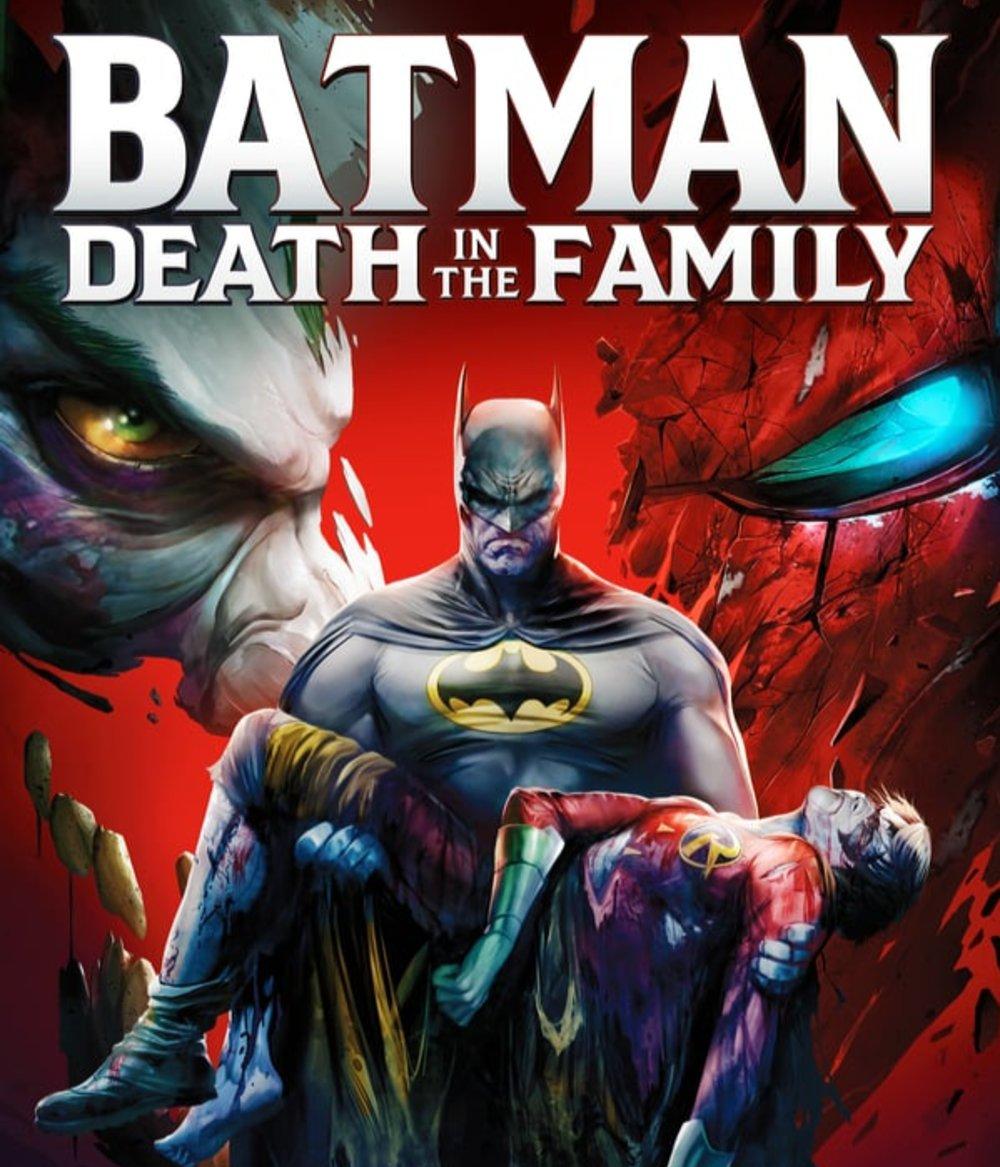 Film Batman: Death In The Family (2020) Quality Bluray Sub Indo