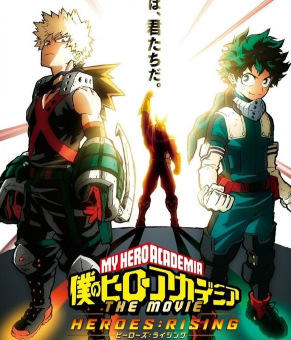 Nonton My Hero Academia: Heroes Rising (2020) Sub Indo