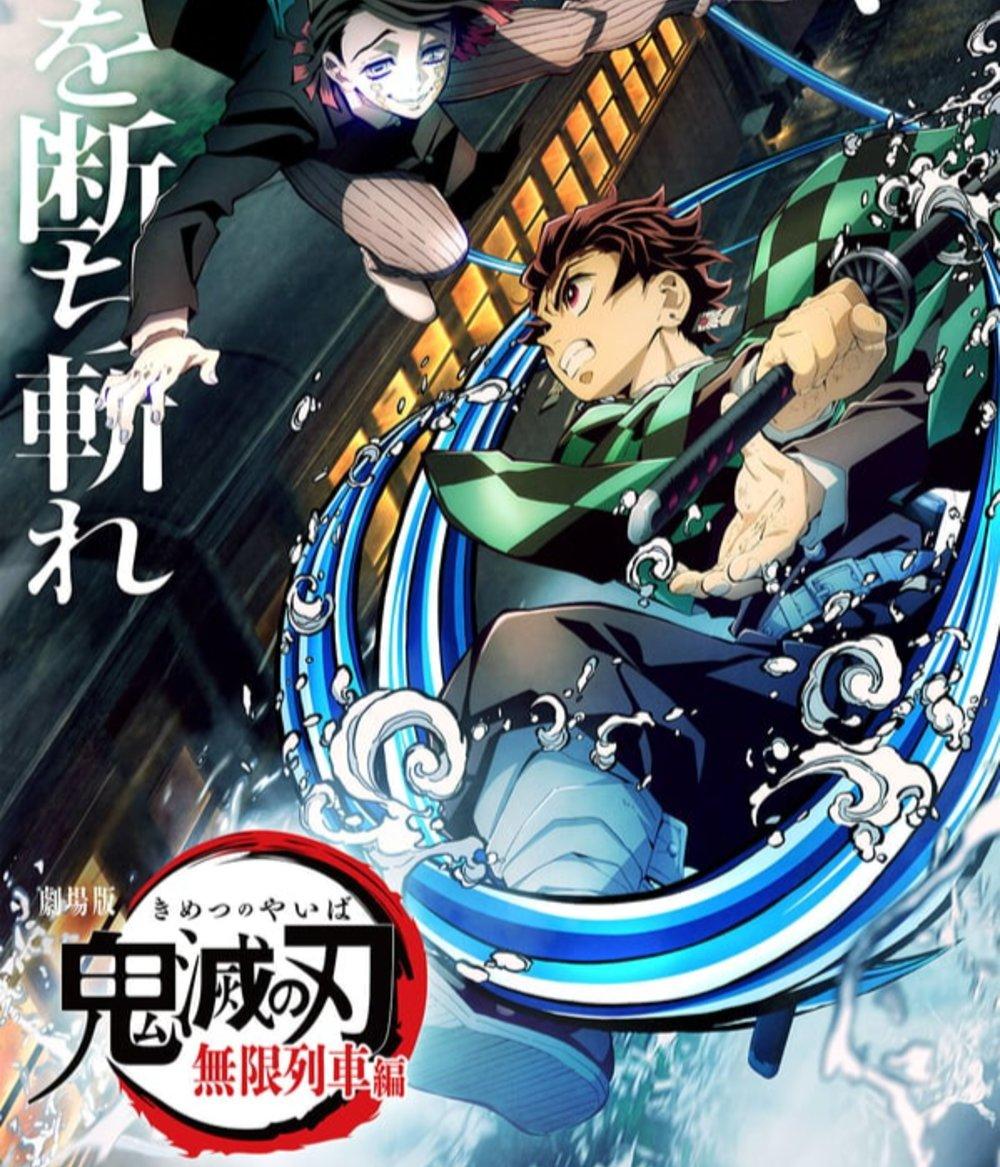 Watch!! Demon Slayer: Kimetsu No Yaiba – The Movie: Mugen Train (2020) Full HD